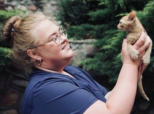 Veterinarijos gydytoja Meilė Stuogė: kiekvienas gyvūnas nusipelno gyventi oriai