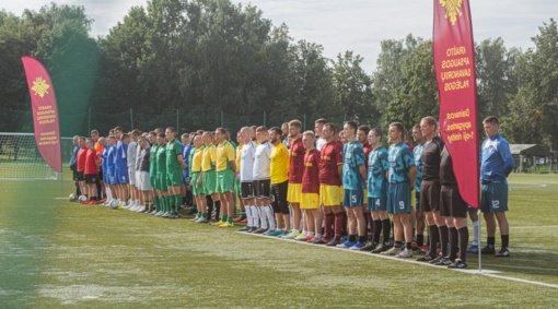 Kario savanorio A. Sakalausko atminimui – futbolo turnyras