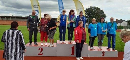 Radviliškio rajono neįgaliųjų draugijos sportininkų pergalės išvykose