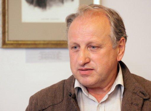 Mirė žurnalistas, Vilniaus universiteto profesorius Žygintas Pečiulis