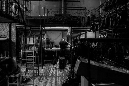 """J. Miltinio dramos teatras sezoną pradeda unikalia garso ir vaizdo instaliacija """"Perspective"""""""