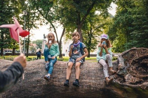 Besiruošiant mokslo metams – 10 įdomiausių pramogų visai šeimai Vilniuje