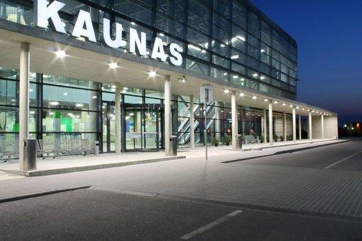 Baigti šalia Kauno oro uosto esančios 60 hektarų teritorijos tvarkymo darbai