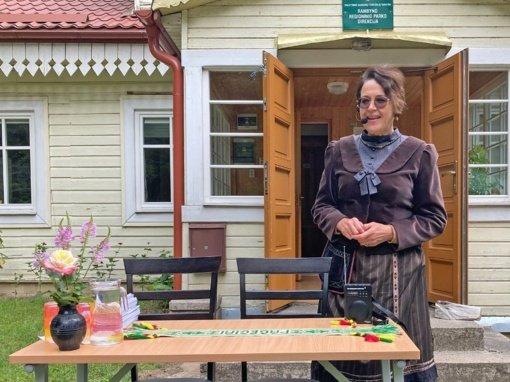 Rambyno regioninio parko lankytojų centre – Karaliaučiaus lietuvių bendruomenės projektas