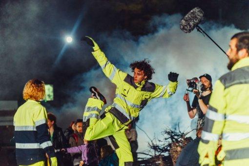 ENTER festivalyje – meno ir mokslo sintezė
