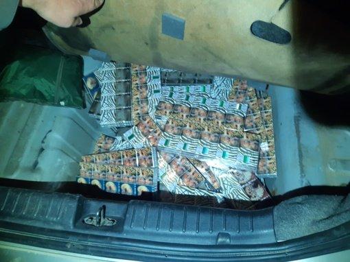 Rastą neteisėtą krovinį ketino perduoti policijai