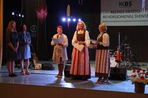 Šaukėnuose vyko tradicinė Kelmės krašto bendruomenių šventė