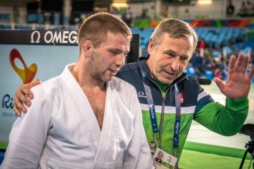 Osvaldas Bareikis svajoja apie Tokijo paralimpinių žaidynių medalį