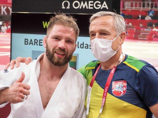 O. Bareikis kovos dėl Tokijo paralimpinių žaidynių bronzos