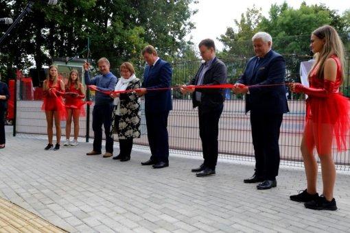 Naujas kartodromas – ne tik Čekiškės, bet ir Kauno rajono pasididžiavimas