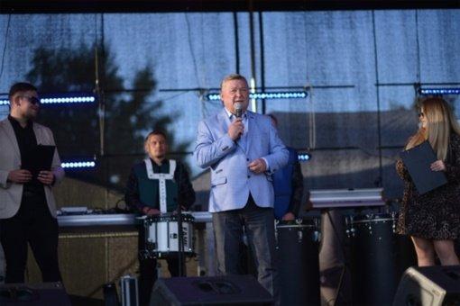 Radviliškyje praūžė jaunimo festivalis KARMA