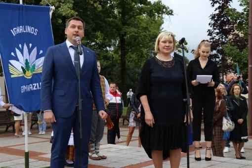 Mokslo ir žinių dienos šventė Ignalinoje