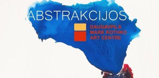 Marko Rothko meno centro kolekcijos ABSTRAKCIJOS parodos atidarymas Šiaulių dailės galerijoje