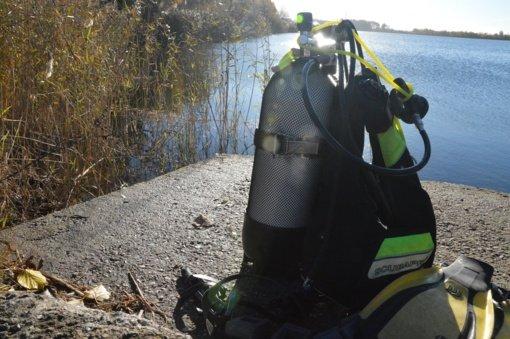 Mažeikių rajone ugniagesiai išgelbėjo skęstantį žmogų