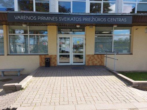 Varėnos pirminės sveikatos priežiūros centre galima pasiskiepyti ir be registracijos
