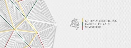 Į Lietuvą konsultacijų grįžta valstybės ambasadorė Kinijoje