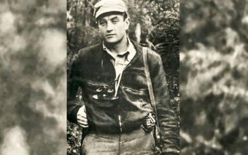Liubave bus atidengtas paminklas partizanui J. Lukšai