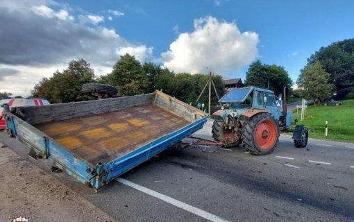 Praėjęs savaitgalis keliuose: daugiausia nukentėjo vairuotojų