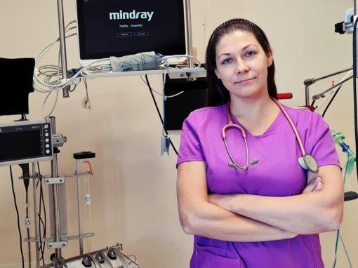 """Skubiosios medicinos gydytoja R. Kazlauskaitė: """"Sunkiausi mirties atvejai – ilgai nešiojiesi širdyje ir galvoji, ką galėjai padaryti geriau"""""""
