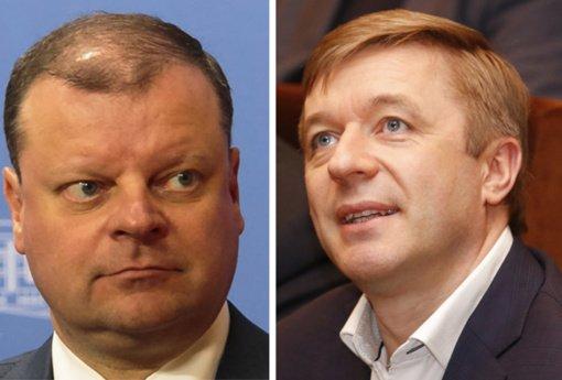 """R. Karbauskis atsivėrė apie S. Skvernelio išėjimą: """"Pasakyti, kad pasinaudojo, išdavė – būtų per daug paprasta"""""""