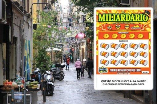 Pardavėjas pabėgo su laimingu loterijos bilietu
