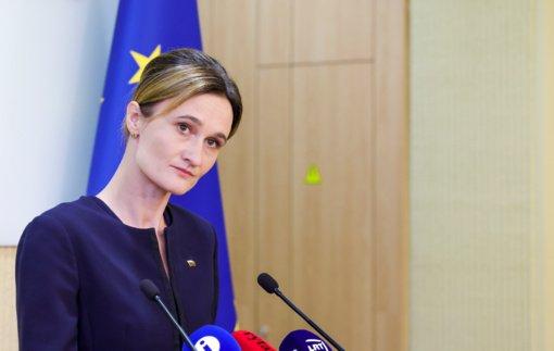 V. Čmilytė-Nielsen nesutinka su prezidentu: Galimybių pasas motyvuoja abejojančius pasiskiepyti
