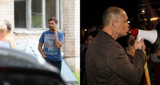 Paaiškėjo daugiau detalių apie A. Kandroto-Celofano ir A. Lobovo sulaikymą