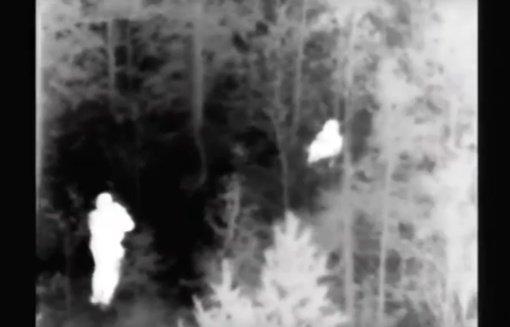 Pasieniečių sraigtasparnio įgula naktį Zarasų rajone surado dingusią senolę