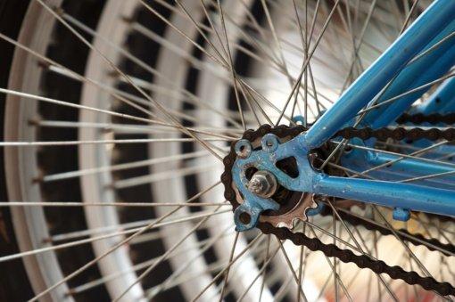 Palangoje susidūrė du dviratininkai