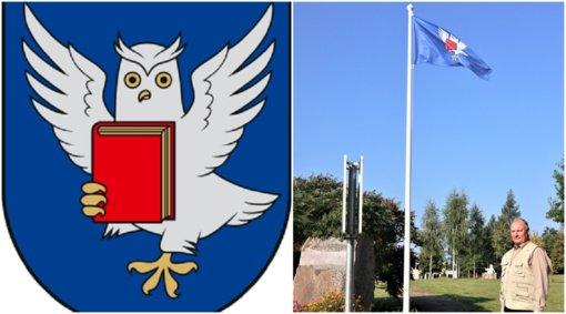 Suplevėsavo Vidiškių vėliava