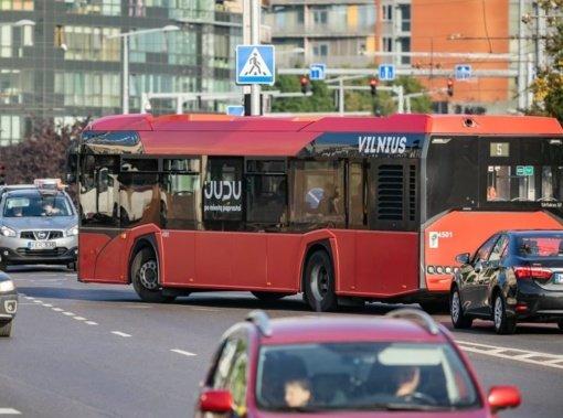 Vilniaus centre po neramumų atnaujinamas eismas