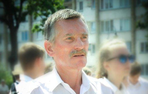 Amžinybėn išėjo ilgametis Jurbarko kultūros centro darbuotojas Vidmantas Misevičius
