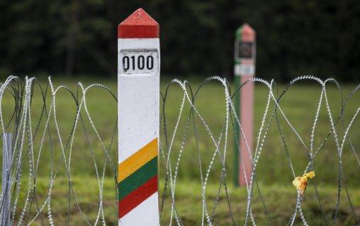 Į Lietuvą iš Baltarusijos neįleista 19 migrantų