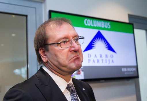 Darbo partijos taryba nesutinka į opozicijos koaliciją priimti Regionų frakcijos