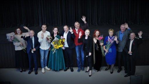 Lentvario Dvaro teatras švenčia penkerių metų jubiliejų