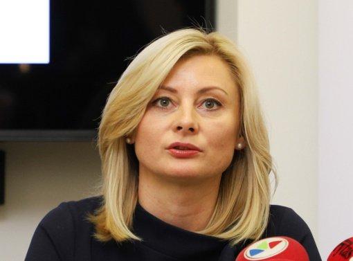 R. Tamašunienė: opozicijos lyderį galime turėti ir be Darbo partijos frakcijos