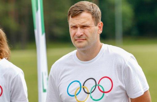 M. Bilius: jei Vyriausybė patvirtintų 50 proc. premiją nuo sveikųjų olimpinių žaidynių, tai būtų sveikintina
