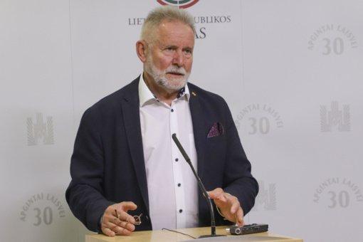 A. Sysas perspėja apie galimą Vilniaus vairuotojų streiką