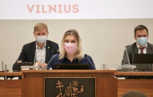 D. Meiželytė tapo Administracijos direktoriaus pavaduotoja