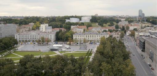 Viskas apie būsimą Nacionalinę koncertų salę – interneto svetainėje