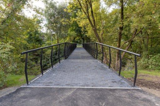 Atnaujinti 6 Vilniaus tiltai tapo patogesni pėstiesiems