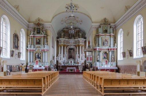 Šiaulių krašto bažnyčios: istorija, architektūra, meno vertybės