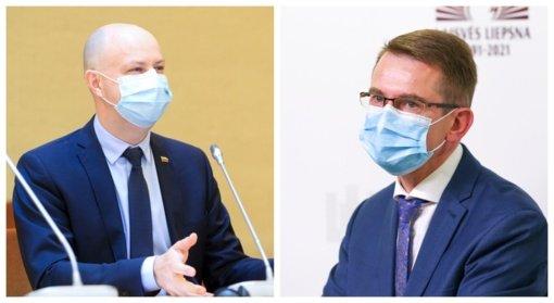A. Veryga: Sveikatos apsaugos ministras turi prisiimti atsakomybę dėl situacijos Šiaulių ligoninėje
