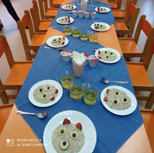 Druskininkų savivaldybė apdovanota už sveiko maisto puoselėjimą savivaldybės darželiuose