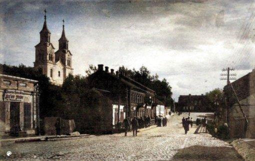 Pustapedskio prisiminimai: holokaustas