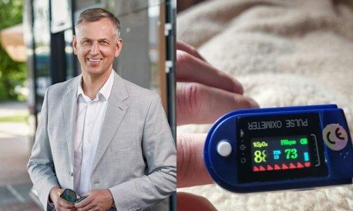 Rokiškio meras R. Godeliauskas susirgo koronavirusu