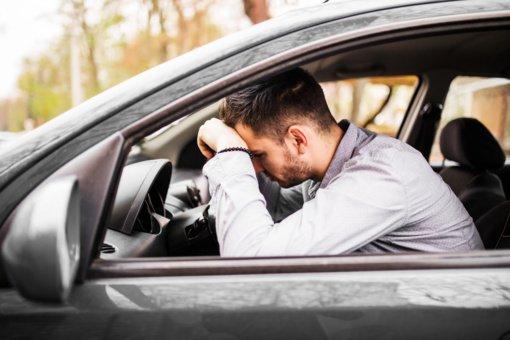 Įsigytą automobilį vaikinas prarado per 4 valandas
