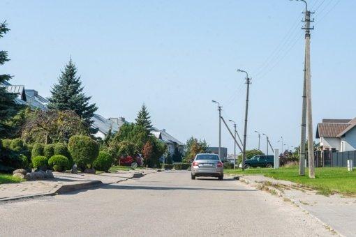 Stetiškių gyventojų problema: rami Gėlainių gatvė virto tranzitine