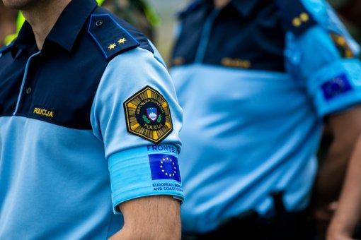 """""""Frontex"""" vadovas patvirtino, kad bus tęsiama skubios pagalbos telkimo misija Lietuvoje"""