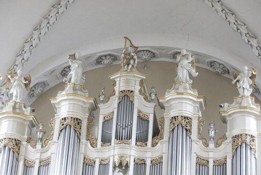 Vilniaus arkikatedros vargonais skambės Mozartas